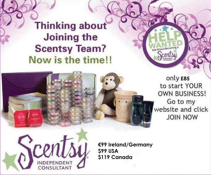 how to become a scentsy dealer