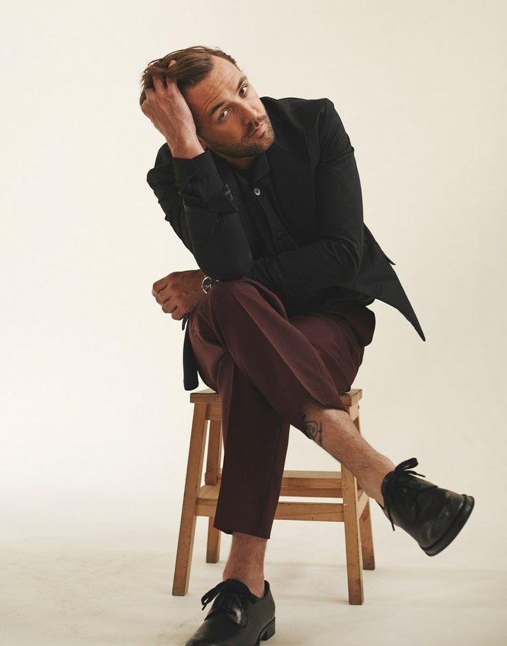 Judy Casey - News - Darren McMullen for GQ Australia December 2013