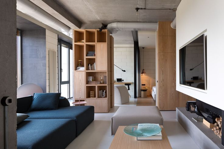 Un penthouse modulable | MilK decoration