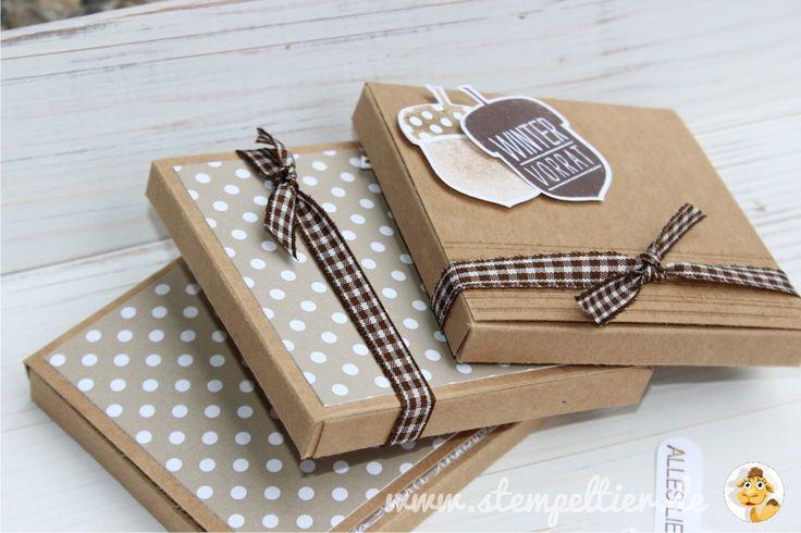 stampin up verpackung merci schokolade verpacken. Black Bedroom Furniture Sets. Home Design Ideas
