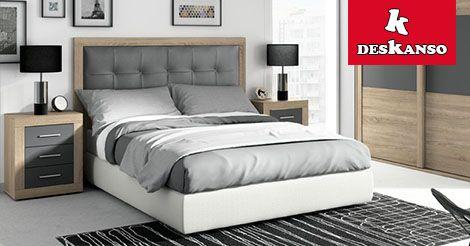 Muebles Dormitorio en Alicante. En Deskanso tenemos todo tipo de muebles, sofás, sillones, puffs... y todo producto 100% nacional! #Muebles #Deskanso #Dormitorio #Dormitorios #Cama #Habitación #Alicante