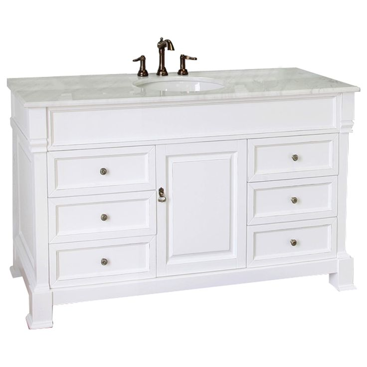 lowes white bathroom vanity shop bellaterra home 60 in white bellaterra single sink 19361