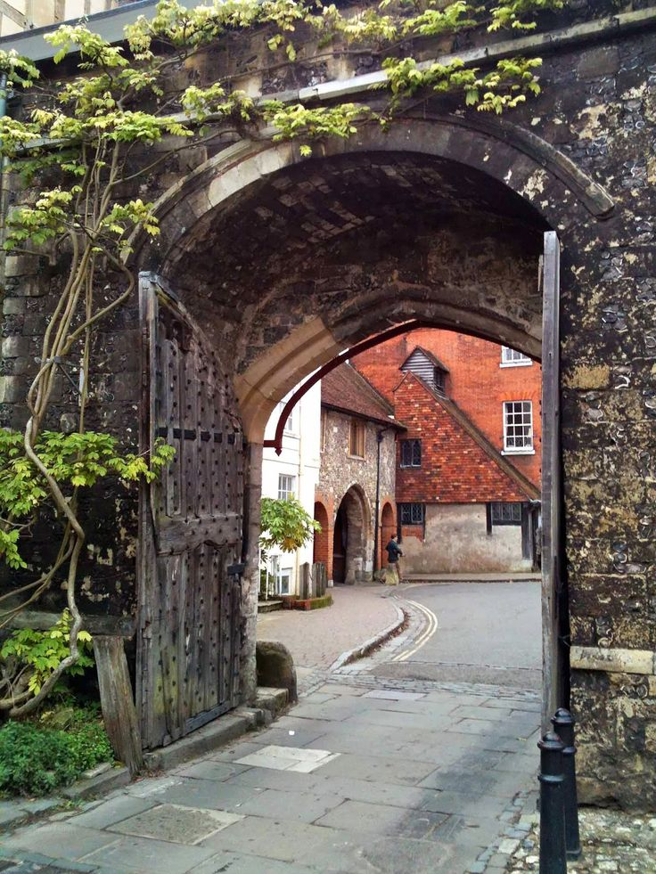 Winchester - Ancient and Glorious, Hampshire, England                                                                                                                                                     More