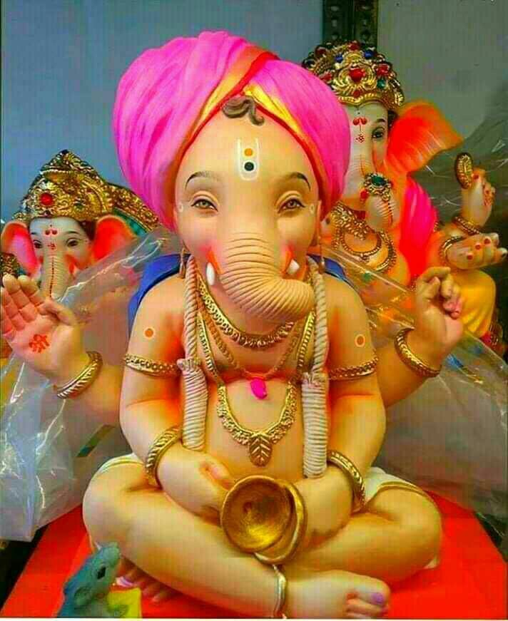 Pin By Avinash Rathod On Shri Ganesha Ganesh Rangoli Indian