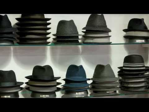 How It's Made: Barbisio Hats
