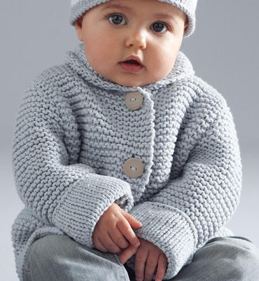 modele tricot bebe phildar