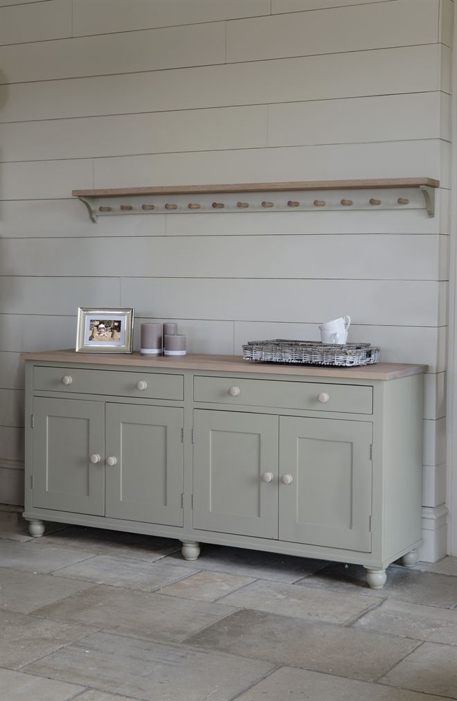Neptune Dining Sideboards - Suffolk 6Ft Sideboard With Drawers