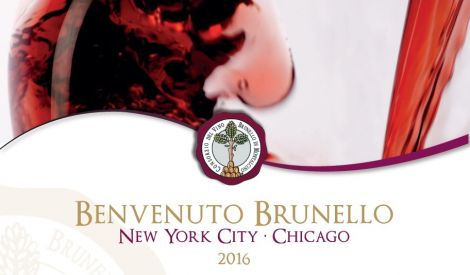 Benvenuto Brunello, a whirlwind wine tour of the US.  If you are in NYC or Chicago, Marilisa Allegrini of San Polo Montalcino would love to meet you!.