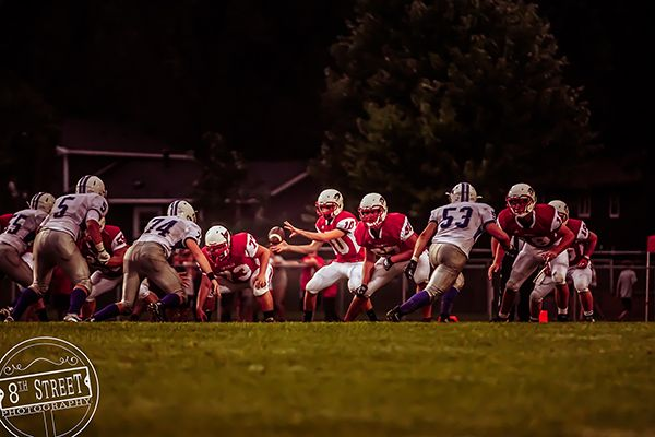 "high school, willmar cardinals, willmar, football team, cool football, ""8th Street Photography"""