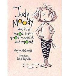 Judy Moody Was in a Mood. Not a Good Mood. A Bad Mood by Megan McDonald