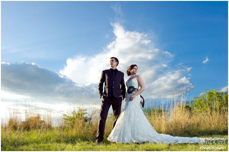 Heinrich & Odette's wedding at Oakfield Farm