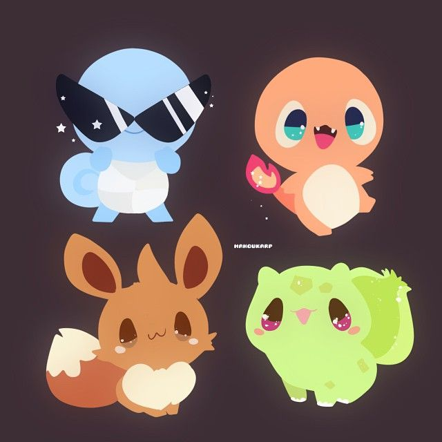 Bulbasaur was my first starter back in Pokemon yellow haha