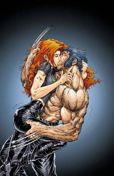 Time for Wolverine and Jean Grey to finally get together!!! - Jean Grey - Comic Vine