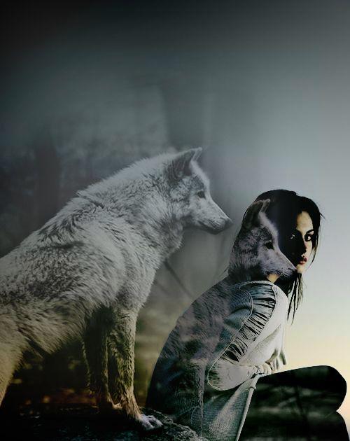 Wolf inside me  Hayley Marshall/ Phoebe Tonkins