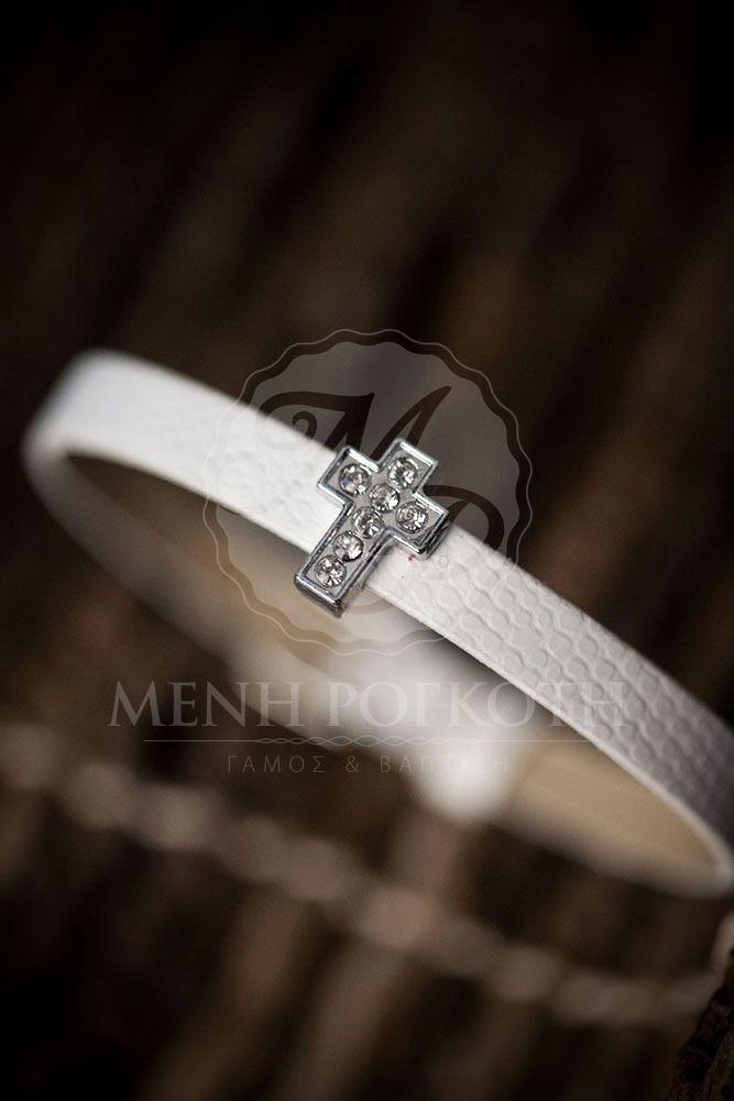 Martyrika - witness leather bracelet for girls