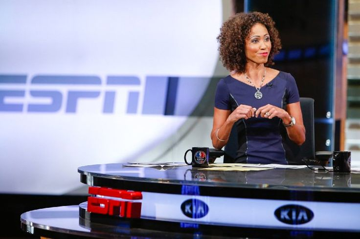 So much for ESPN demoting Sage Steele because she's conservative  Updated: APRIL 17, 2017 — 11:51 AM EDT