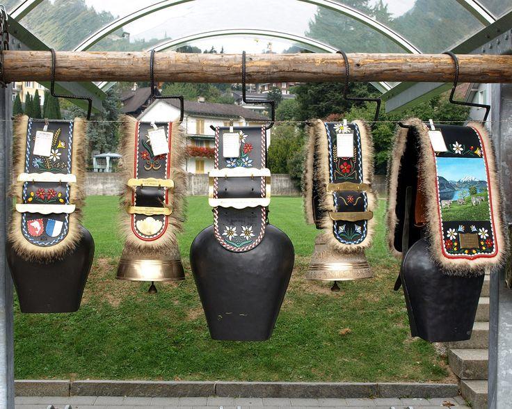 Cow Bells, Weggis, Central Switzerland
