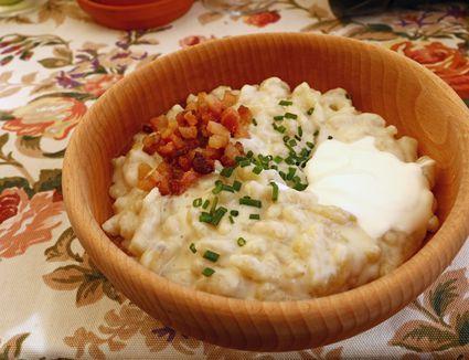 Polish Potato Pie (Baba Kartoflana)