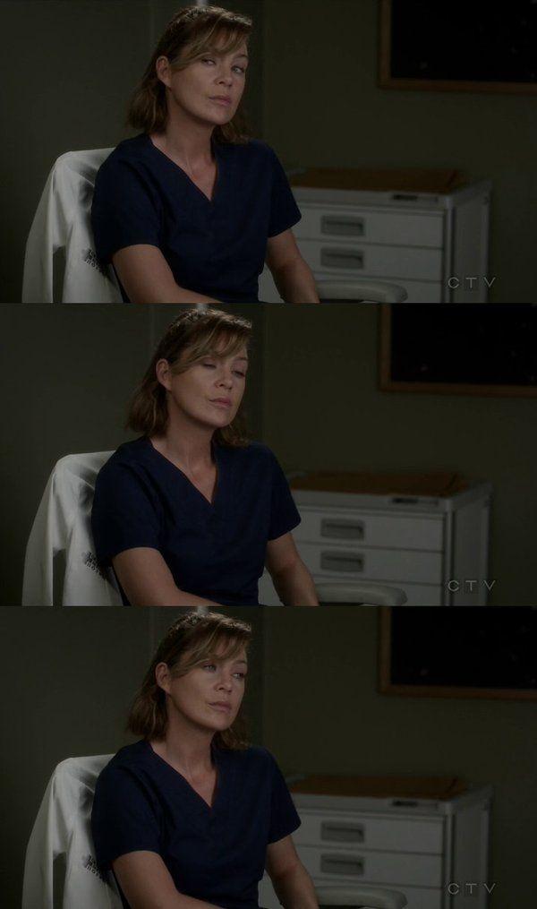 7 best Meredith-Greys Anatomy images on Pinterest | Meredith grey ...