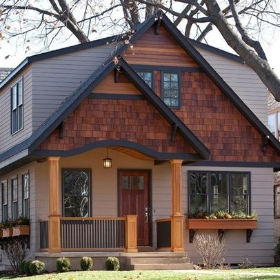 17 best images about siding on pinterest pewter for Cedar siding house plans