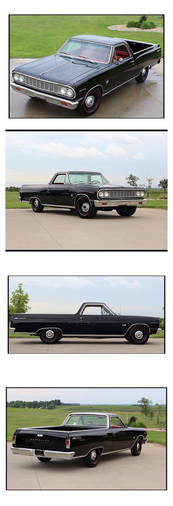 1964 Chevy EL Camino Maintenance of old vehicles: the material for new cogs/casters/gears could be cast polyamide which I (Cast polyamide) can produce