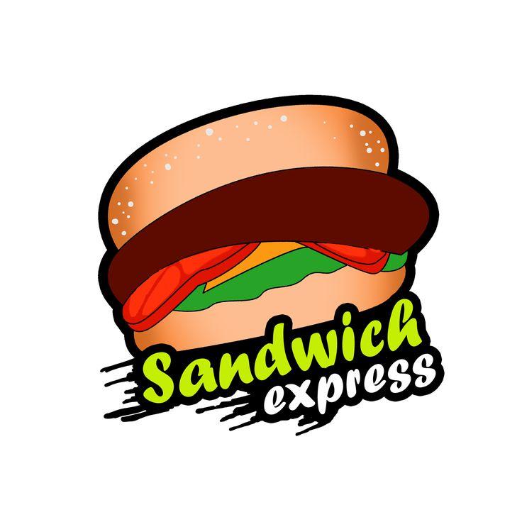 """Marca: Empresa de comida rápida """" Sandwich Xpress"""" Año: 2012"""