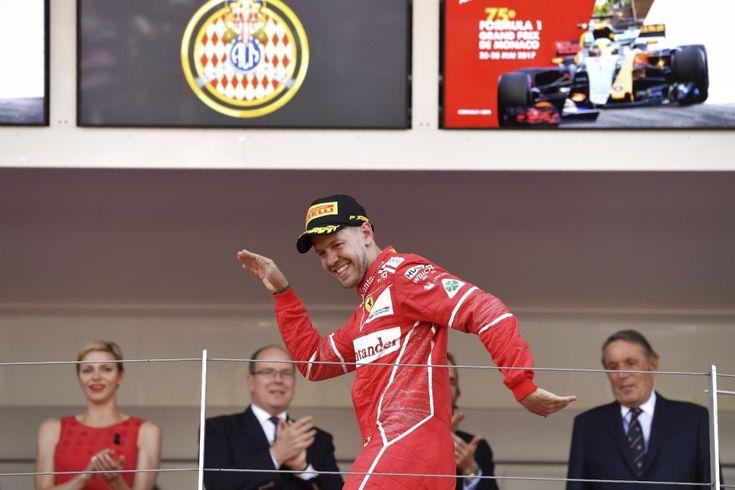 Ferrari: Феттель останется с нами | Формула-1
