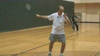Advanced Badminton Techniques - YouTube