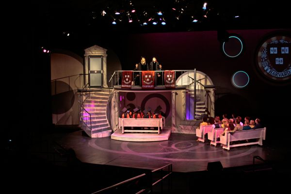 legally blonde set design - Google Search