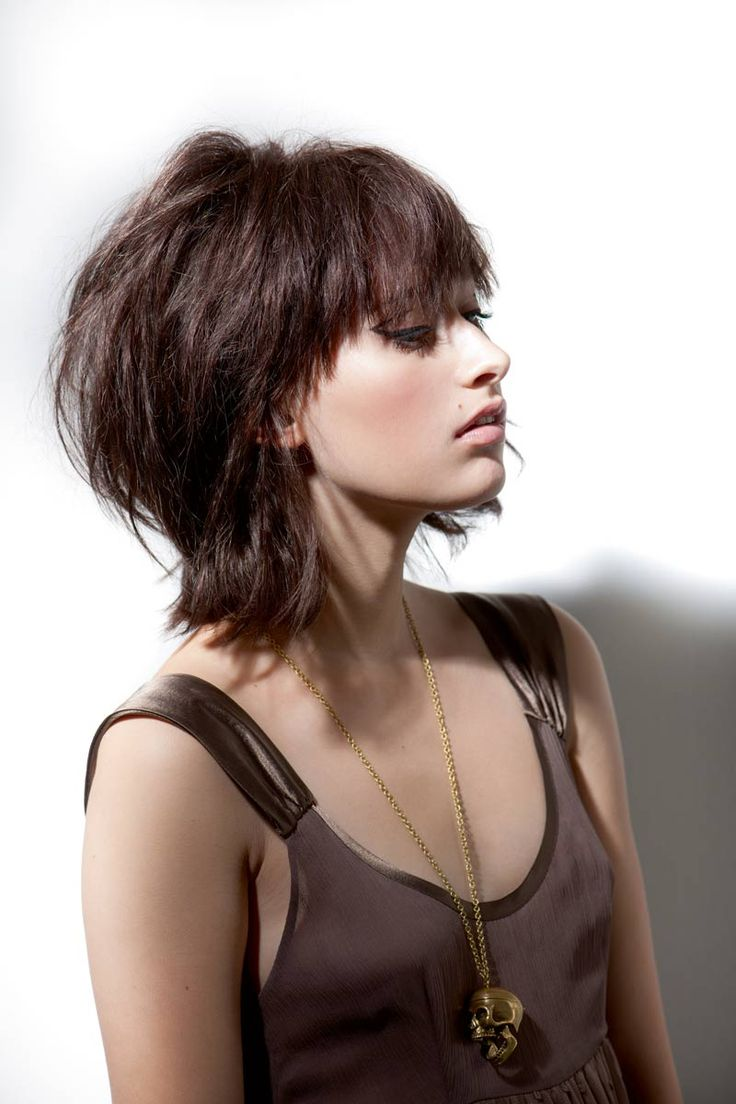 Mod's Hair - Question De Style - Spring/Summer 2012-13 Bianca