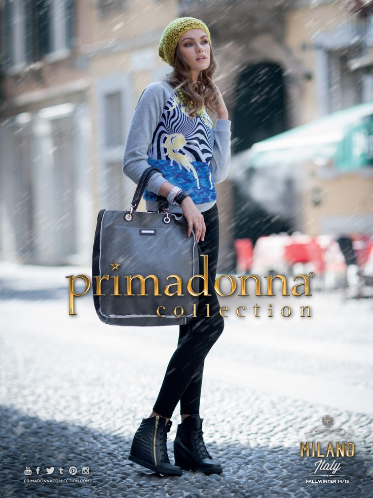 #PrimadonnaCollection