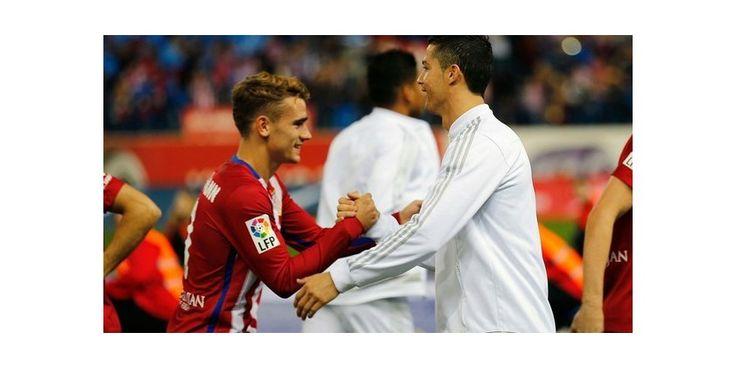 Роналду: «В финале Евро-2016 Гризманн сказал, что ненавидит меня»