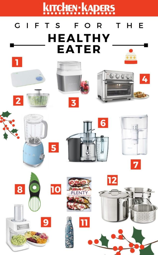 The Great Kitchen Kapers Holiday Gift Guide And Giveaway 2018