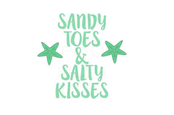 Sandy toes and salty kisses SVG File For Cricut explorer or Silhouette Cameo cutting file, Beach svg, Sun svg, Summer svg, tan lines cute by RedFoxDesignsUS on Etsy https://www.etsy.com/listing/521509925/sandy-toes-and-salty-kisses-svg-file-for