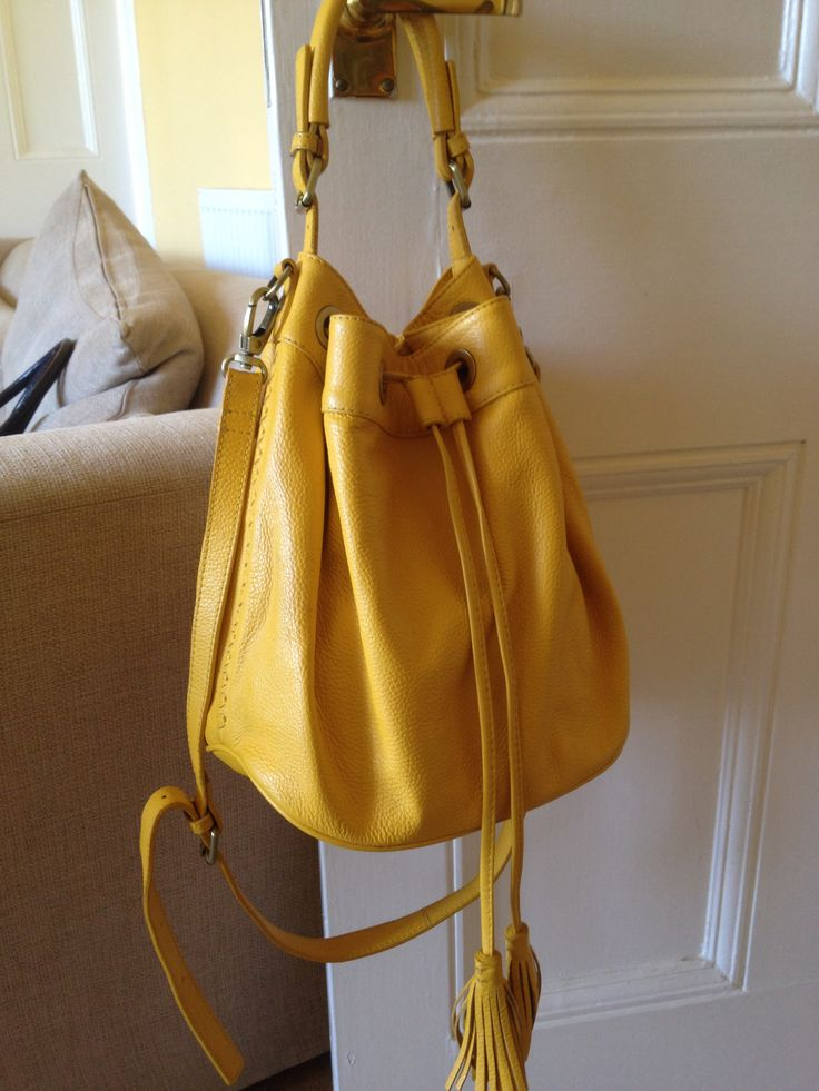 17 best images about clothes bags and shoes on pinterest for Boden yellow bag