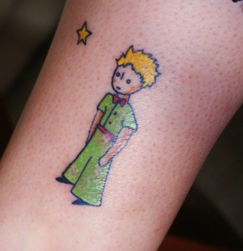 If I were ever to get a tattoo... this would be in the running
