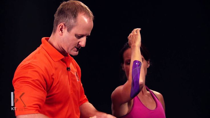 KT Tape: General Elbow