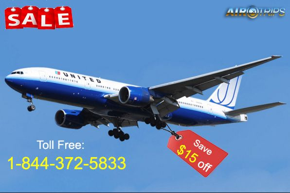 Find the cheapest United Airlines airfare deals, Book your flights and fly with United Airlines and Get instant 70% off on United Airline flight tickets at AiroTrips.