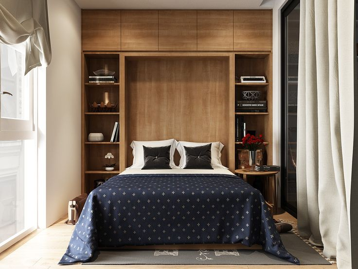 Just because a space is small and modest doesn't mean you can pack it in style. With small spaces it's actually best to be very intentional with your design to