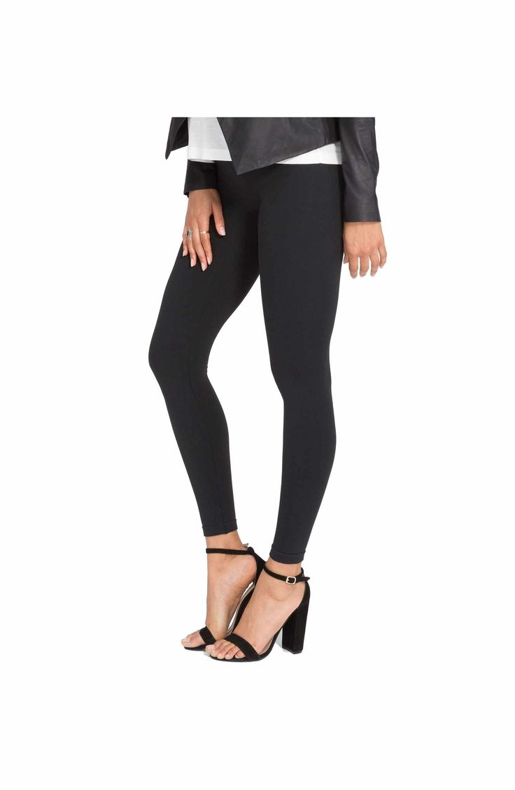 Main Image - SPANX® Look at Me Now' Seamless Leggings