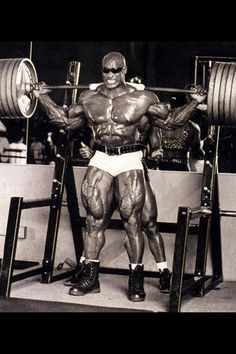 Ronnie Coleman http://legalsteroidreviewer.com | Crazy