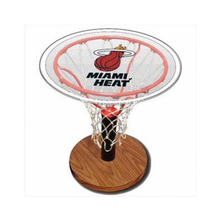 Spalding NBA Basketball Hoop Table - 30MIA