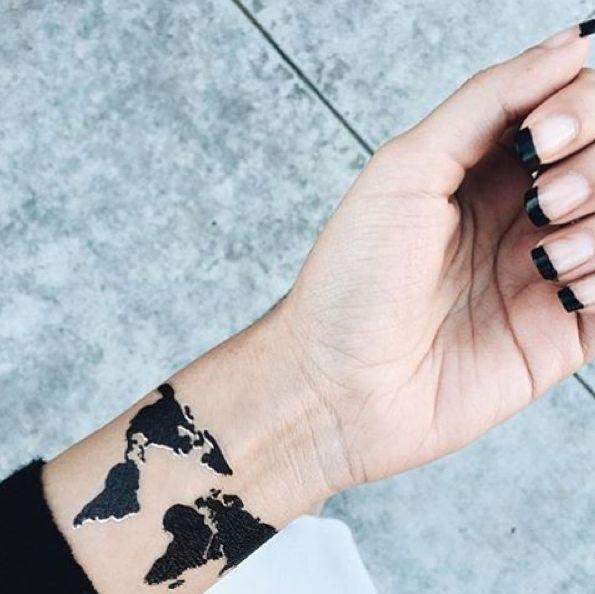 Map Obsessed // Cristina Ramella Jewelry