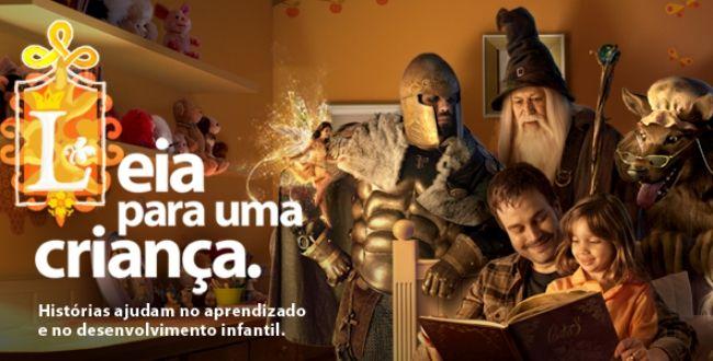 Itaú Criança, coleção de livros grátis infantis