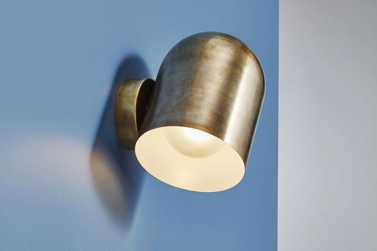 Please note: price excludes GST, this will be added at checkout (if  applicable)  Pairing minimal aesthetics with hand finished aged brass componentry, Duomo  is a new range of lights, its namesake taken from the traditional domed  churches found throughout Italy.  The Duomo Wall Light is age