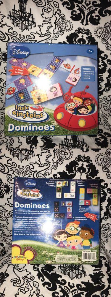 Little Einsteins 158766: Playhouse Disney Jr Little Einsteins Dominoes Game Complete!! S1 -> BUY IT NOW ONLY: $49.99 on eBay!