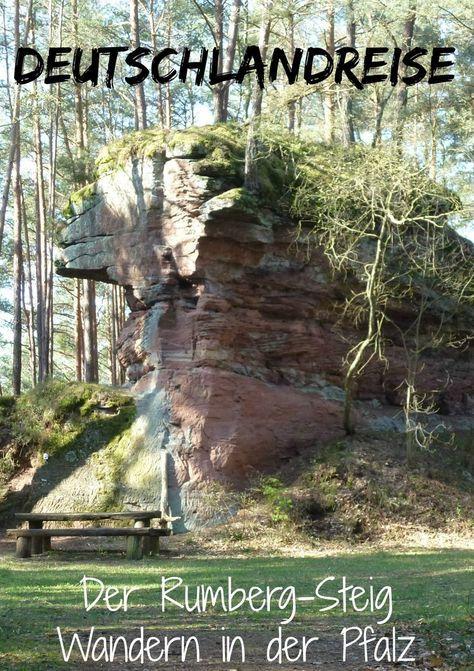 Wandern in der Pfalz kann ich alles Naturfreunden nur empfehlen. Die Pfalz bietet großartige und abwechslungsreiche Wanderwege! Hie möchte ich Dir den Rumbergsteig vorstellen.