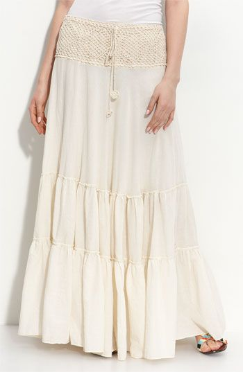 I have this beautiful skirt and love it!