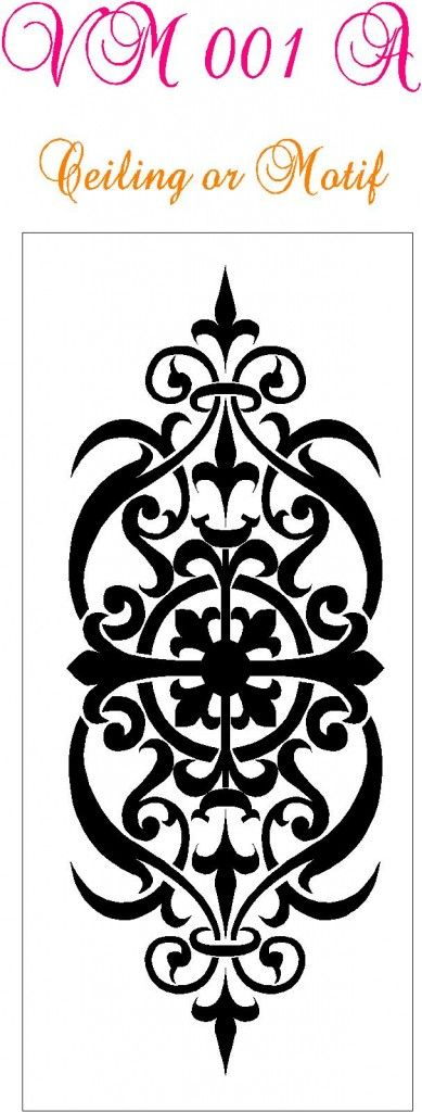 VM 001 A | V-Mask Foils & Stencils