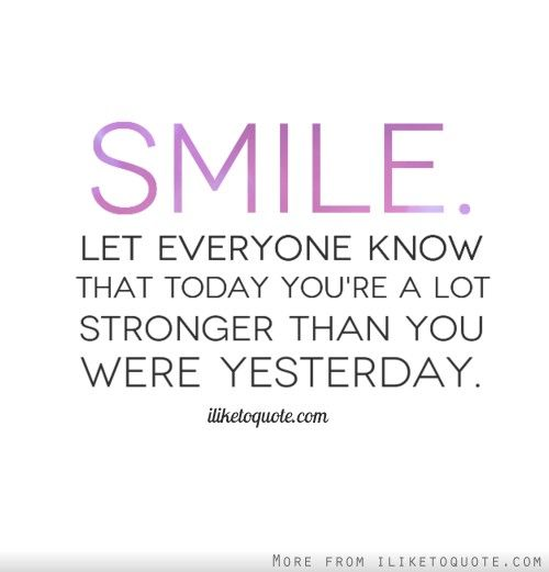 Quote Everyone Should Smile: 17 Best Keep Smiling Quotes On Pinterest